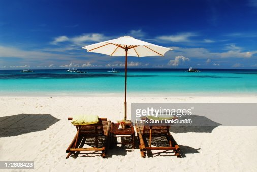 Boracay Island : Stock Photo