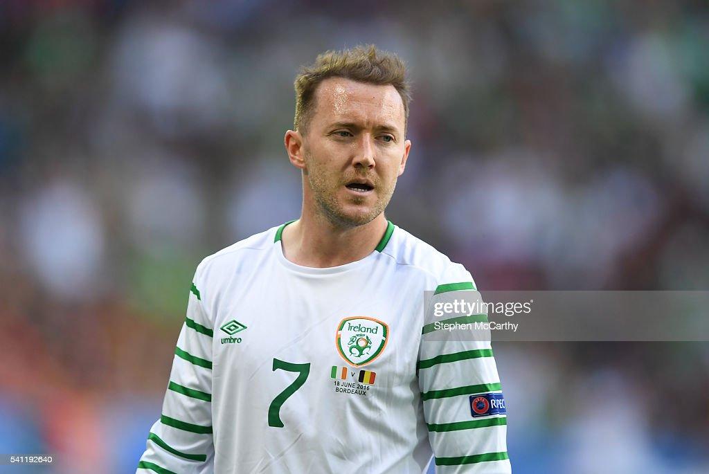 Belgium v Republic of Ireland - UEFA Euro 2016 Group E : News Photo