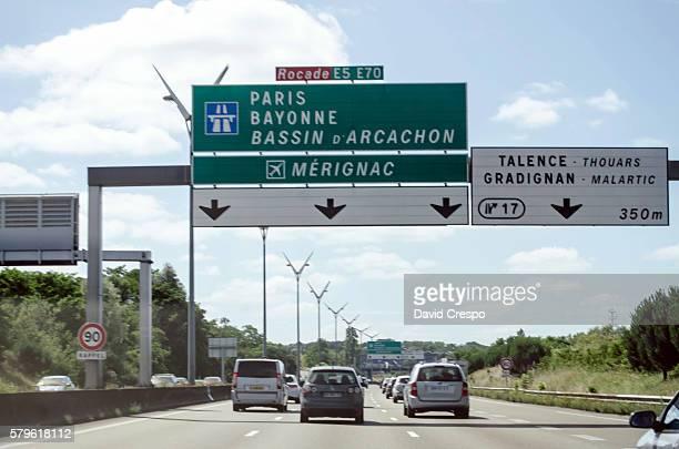A630, Bordeaux, France
