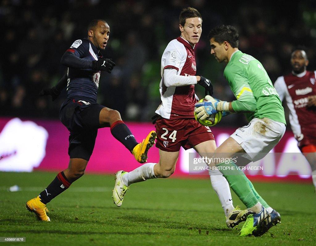 FC Metz v FC Girondins de Bordeaux - Ligue 1 | Getty Images