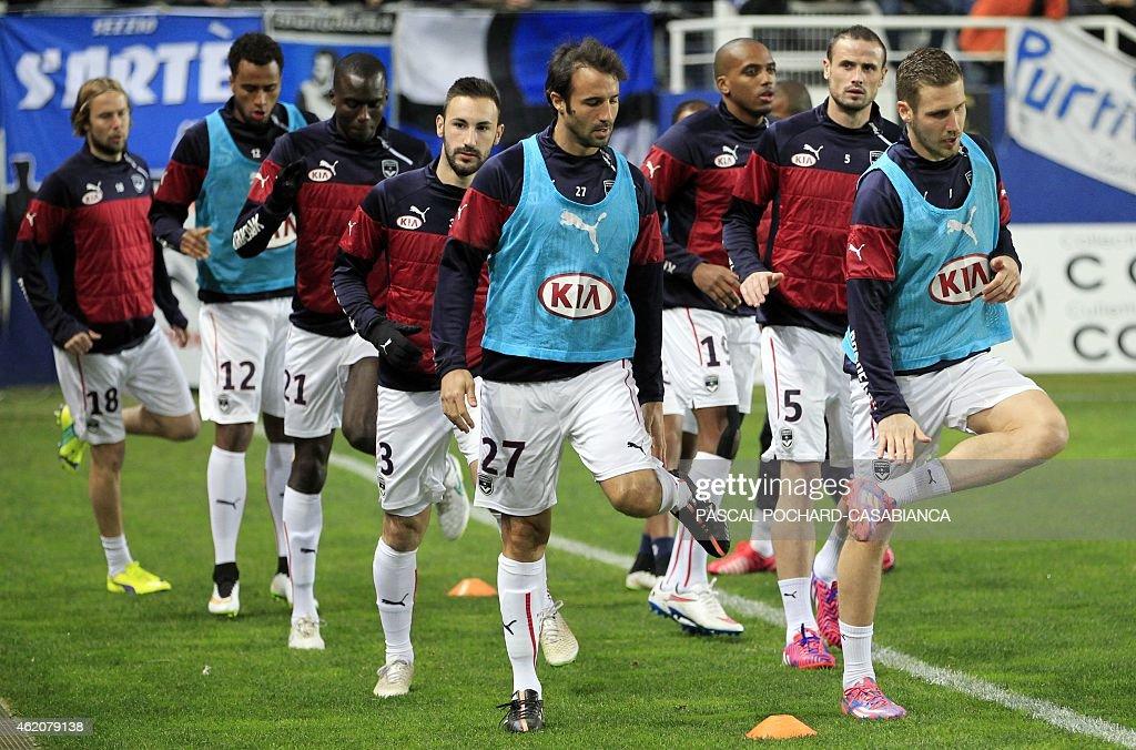 Bordeaux matchmaking