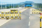 DMZ Border bridge of Korea