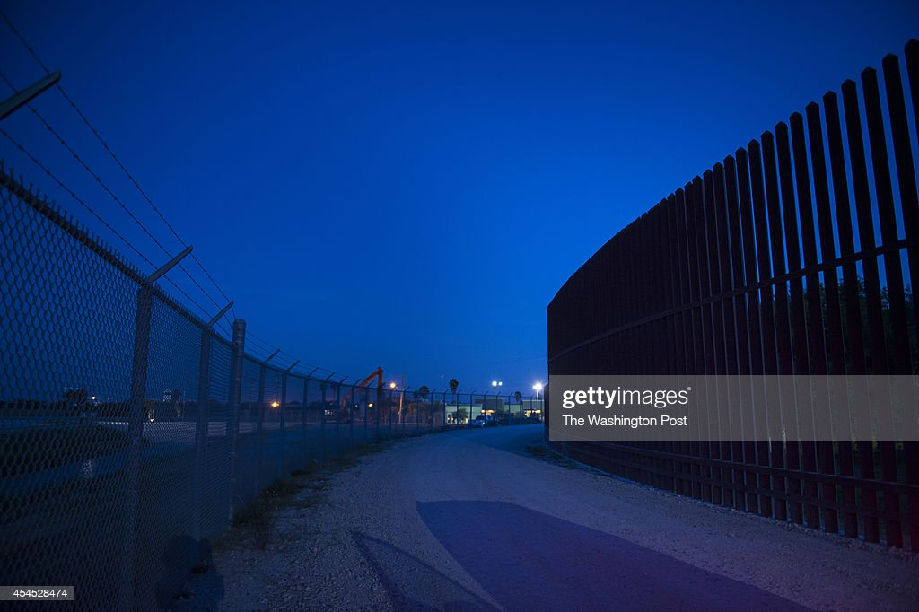 A border fence cuts through South Texas placing the Hidalgo County Water Improvement District 3 along the Rio Grande River apart from the rest of the...