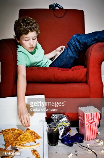 Lazy Boy Chair Stock Photos And Pictures Getty Images