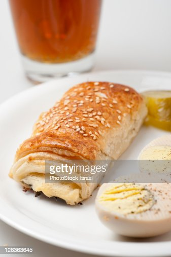 Borek a Turkish pastry