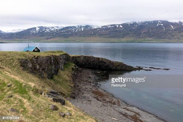 Borgarfjordur coastline, Iceland