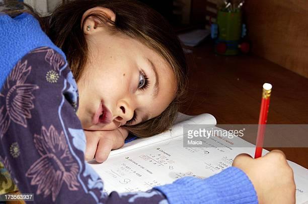 退屈さて宿題です