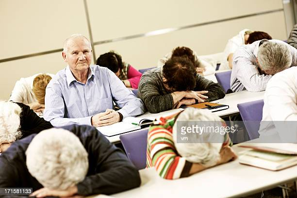 Boring seminar