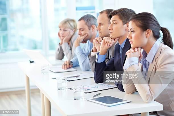 Langweilig seminar