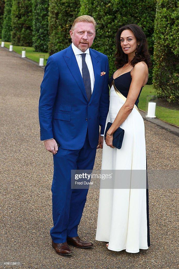 Vogue & Ralph Lauren Wimbledon Party - Arrivals