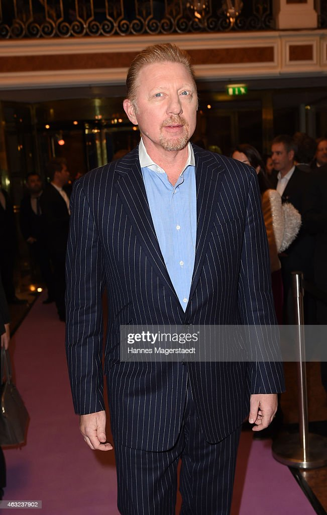 <a gi-track='captionPersonalityLinkClicked' href=/galleries/search?phrase=Boris+Becker&family=editorial&specificpeople=67204 ng-click='$event.stopPropagation()'>Boris Becker</a> attends the 'Best Brands 2015 - Gala Award' at Hotel Bayerischer Hof on February 11, 2015 in Munich, Germany.