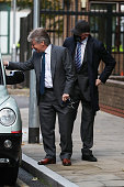 Boris Becker Appears In Court Charged With Hiding Assets
