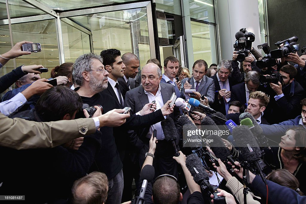<a gi-track='captionPersonalityLinkClicked' href=/galleries/search?phrase=Boris+Berezovsky+-+Businessman&family=editorial&specificpeople=772839 ng-click='$event.stopPropagation()'>Boris Berezovsky</a> addresses the media outside the Royal Courts of Justice after losing his lawsuit against Chelsea FC owner Roman Abramovich on August 31, 2012 in London, England. Berezovsky sued Abramovich for billions of pounds, claiming he was 'intimidated' into selling shares in oil group Sibneft at below market value.
