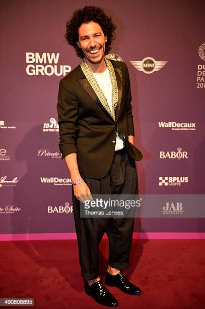 Boris Entrup attends Babor at the Duftstars Awards 2014 at arena Berlin on May 15 2014 in Berlin Germany