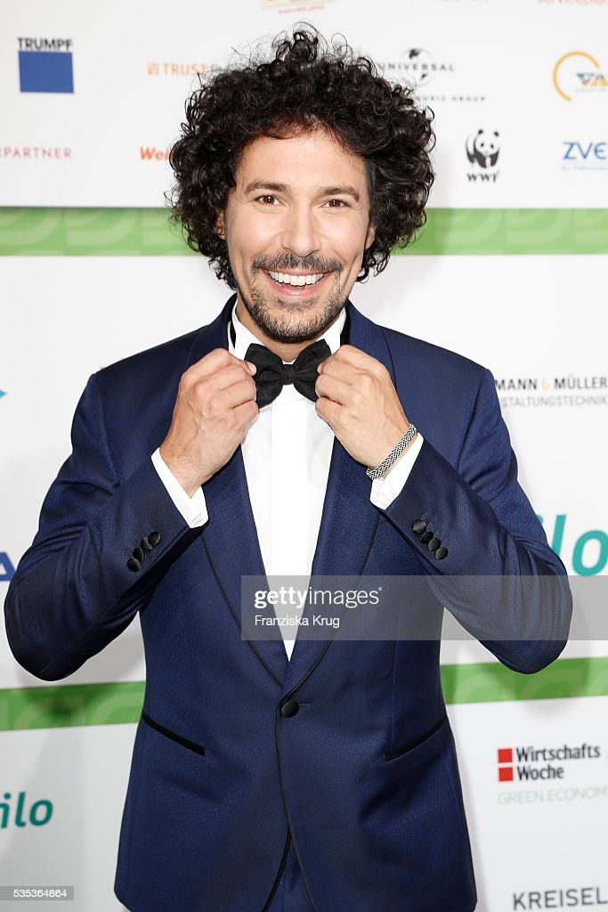 <a gi-track='captionPersonalityLinkClicked' href=/galleries/search?phrase=Boris+Entrup&family=editorial&specificpeople=4102117 ng-click='$event.stopPropagation()'>Boris Entrup</a> attends the Green Tec Award at ICM Munich on May 29, 2016 in Munich, Germany.