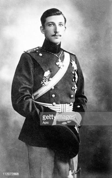 Boris III roi of Bulgaria in 19181943 c 1920