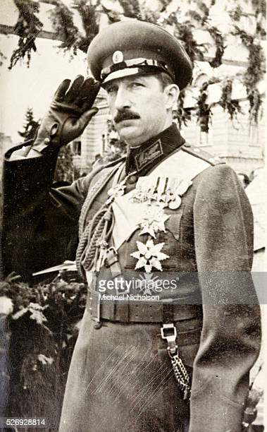 Boris III the Unifier Tsar of Bulgaria originally Boris Klemens Robert Maria Pius Ludwig Stanislaus Xaver came to the throne in 1918 His action in...
