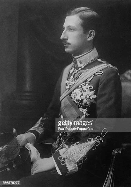 Boris III Tsar of Bulgaria circa 1930
