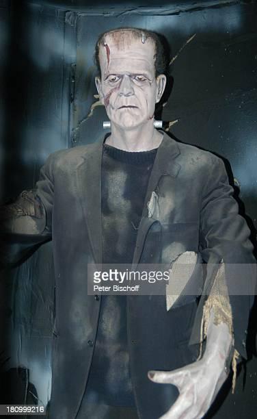 Boris Karloff als 'Frankenstein' Wax Museum Wachsfigur Los Angeles LA Kalifornien Californien USA Amerika Nordamerika Reise Hollywood Film Monster...