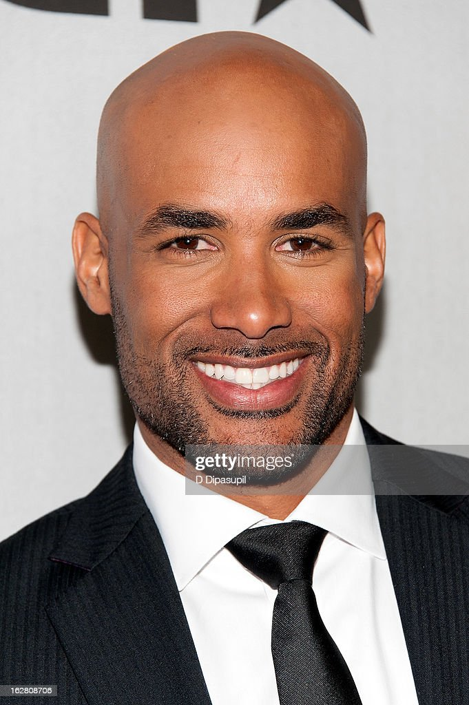 <a gi-track='captionPersonalityLinkClicked' href=/galleries/search?phrase=Boris+Kodjoe&family=editorial&specificpeople=240156 ng-click='$event.stopPropagation()'>Boris Kodjoe</a> attends BET's Rip The Runway 2013 at Hammerstein Ballroom on February 27, 2013 in New York City.