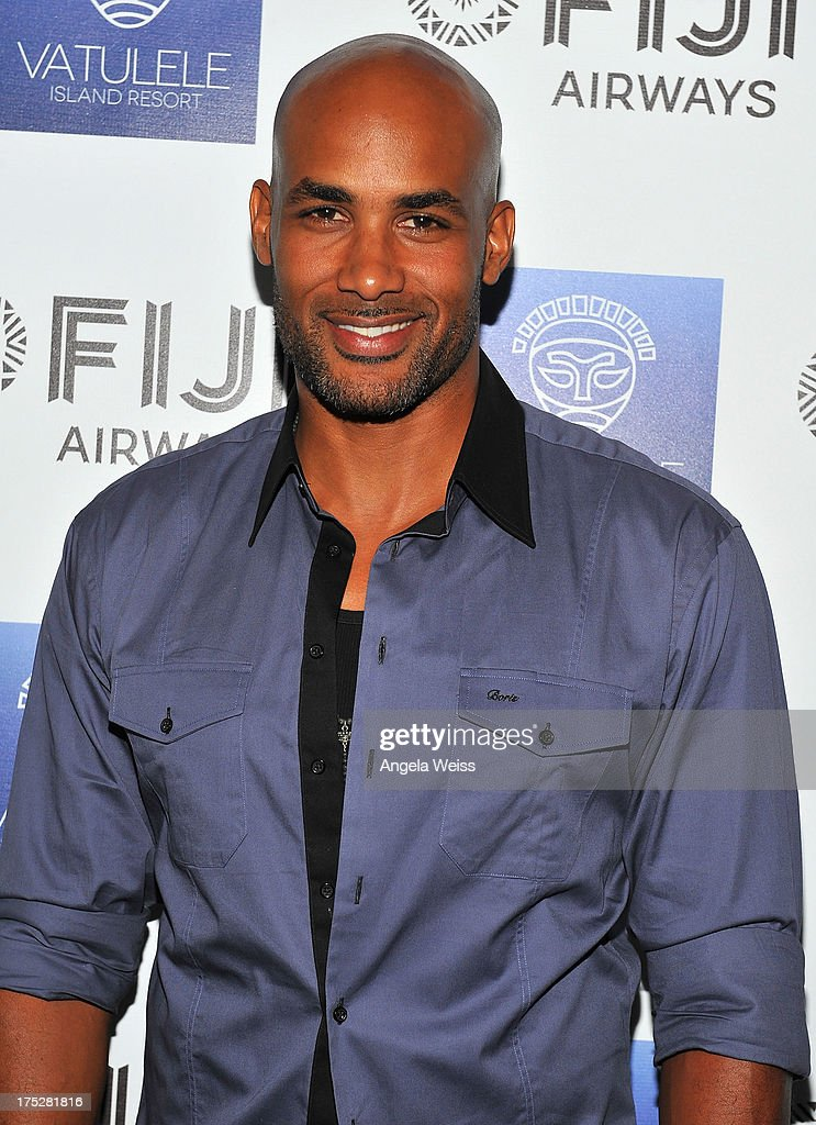 <a gi-track='captionPersonalityLinkClicked' href=/galleries/search?phrase=Boris+Kodjoe&family=editorial&specificpeople=240156 ng-click='$event.stopPropagation()'>Boris Kodjoe</a> attends the Vatulele Island Resort launch event in Los Angeles, California, on July 31, 2013 in Los Angeles, California.