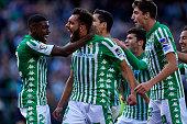 ESP: Real Betis v Real Sociedad - Liga