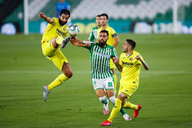 ESP: Real Betis Balompie v Villarreal CF  - La Liga