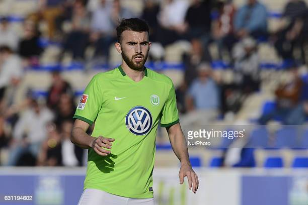 Borja Mayoral during the preseason friendly match between Heereveen and Wolfsburgo in La Manga Club Murcia SPAIN 7th of January 2017