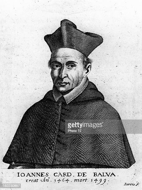 Born in 1421 in Angles sur l'Anglin and died in October 1491 in Ancone He received the title of Saint Suzanne 13 May 1468