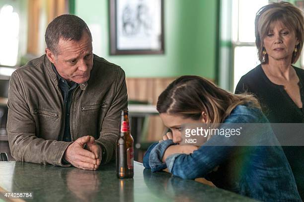 D 'Born into Bad News' Episode 223 Pictured Jason Beghe as Hank Voight Sophia Bush as Erin Lindsay Markie Post as Bunny Fletcher
