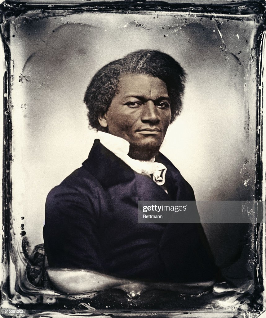 Born into slavery American writer and abolitionist Frederick Douglass bought his freedom with income earned from lecturing abroad after the...