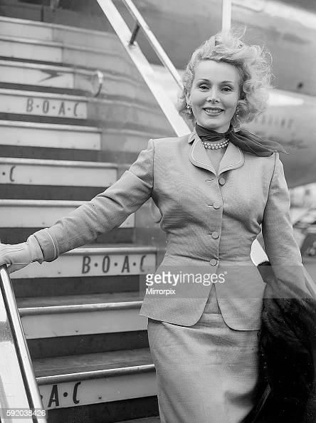 Born Sari Gabor on Feb 6th 1917 in Budapest Stage debut in Vienna at 15 and was Miss Hungary in 1936 In US since 1941 She is most famoua for her...