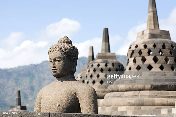Borobudur Java Indonesia