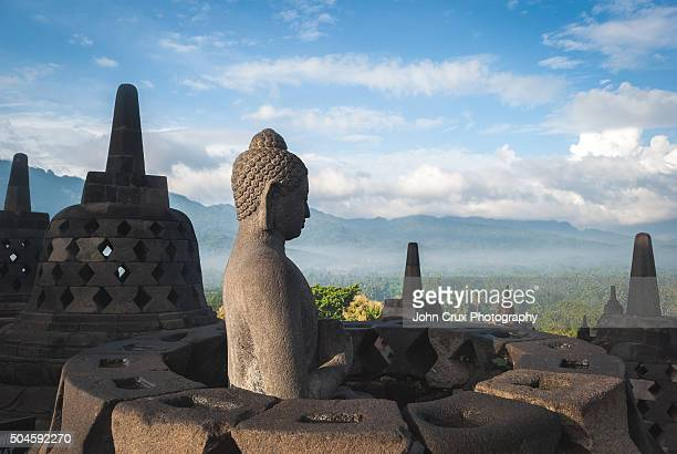 Borobudur statue