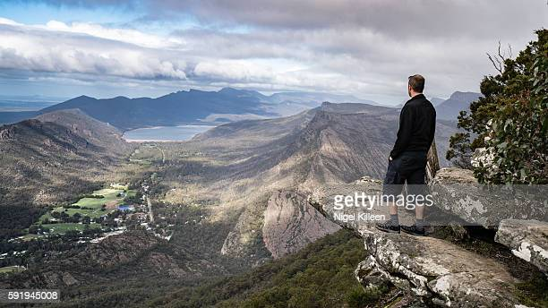 Boroka viewpoint, Grampians National Park, Victoria, Australia