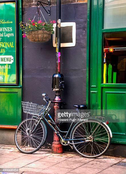 Borough market bicycle lifestyle