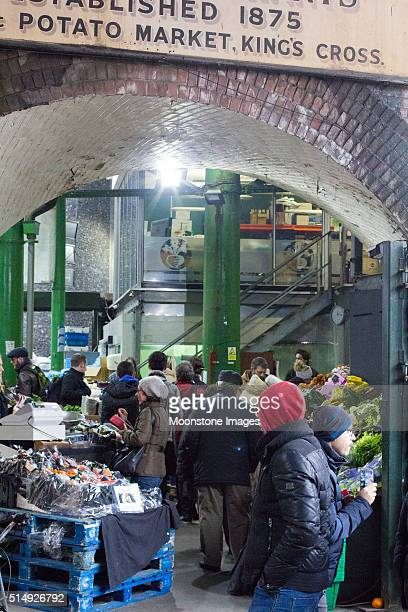 Borough Market in Southwark, London