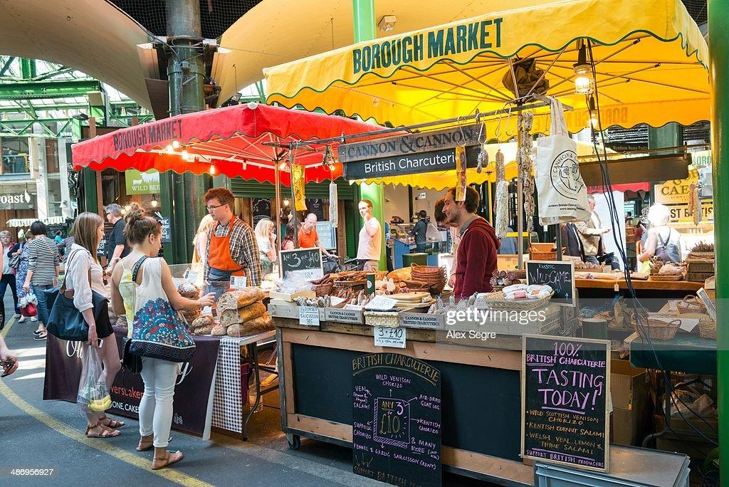 Borough Market London UK