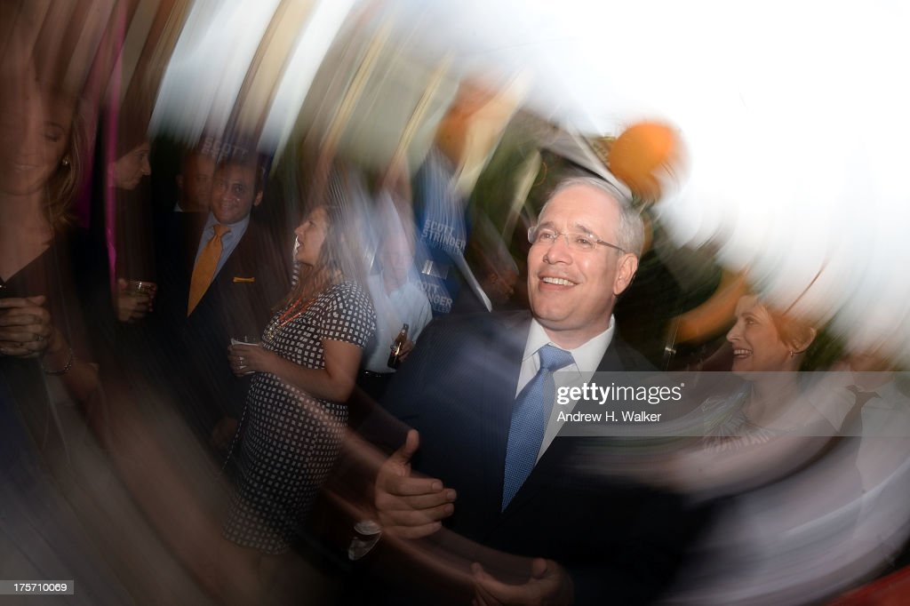 Borough President of Manhattan and candidate for NYC Comptroller Scott Stringer attends the Young New York Fundraiser in support of Scott Stringer for NYC Comptroller at Maritime Hotel on August 6, 2013 in New York City.