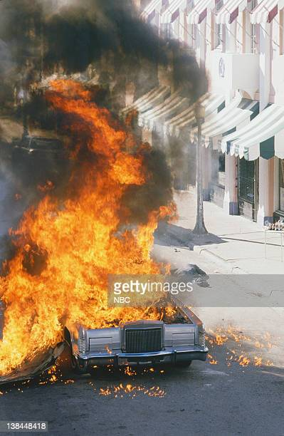 VICE 'Borrasca' Episode 5 Air Date Pictured Car Explosion