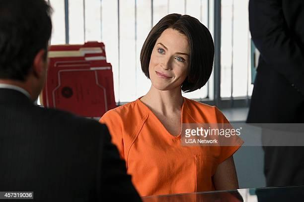 COLLAR 'Borrowed Time' Episode 601 Pictured Bridget Regan as Rebecca