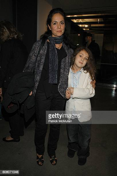 Borthwick and Joey Borthwick attend KATE MOSS and NIKON Host a Photograph Auction Benefiting The SAM RUBY Charity at Milk Gallery on December 1 2006...