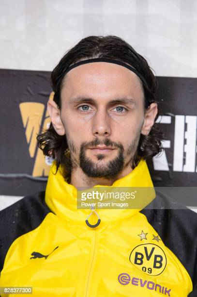 Borussia Dortmund Defender Neven Subotic during the International Champions Cup 2017 match between AC Milan vs Borussia Dortmund at University Town...