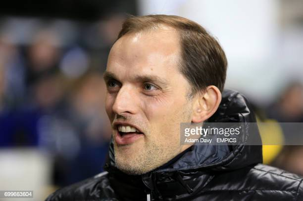 Borussia Dortmund manager Thomas Tuchel
