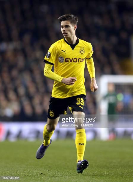 Borussia Dortmund's Julian Weigl