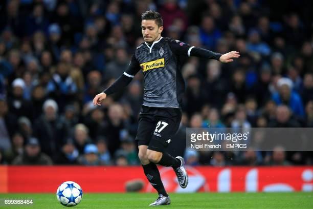 Borussia Monchengladbach's Julian Korb