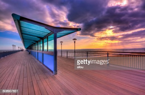 Boscombe Pier : Stock Photo