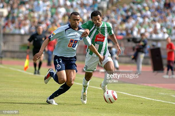 Bosingwa of FC Porto as FC Port won the Portuguese Soccer Cup with a victory against Victoria de Setúbal for 10 in the National Stadium This season...