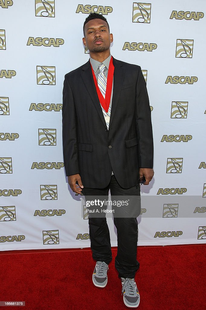 Bosko attends the 30th Annual ASCAP Pop Music Awards at Loews Hollywood Hotel on April 17, 2013 in Hollywood, California.