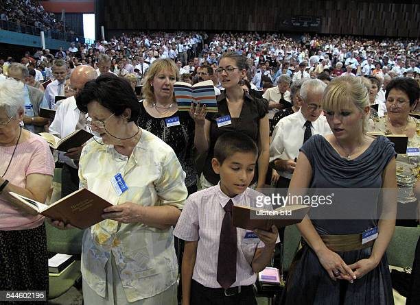 Bosnia and Herzegovina Sarajevo Sarajevo congress of the religious community Jehovah's Witnesses